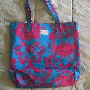 Lily Pulitzer for Estée Lauder Beach Bag/Tote